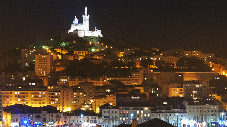 marseille-nightime